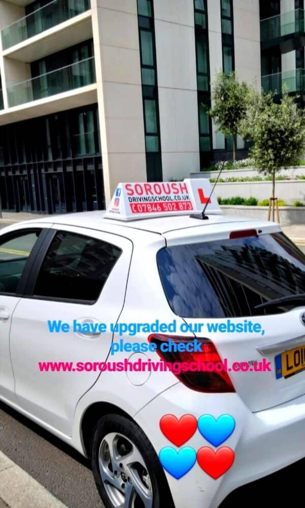 soroush driving school